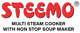 steemo logo for home page